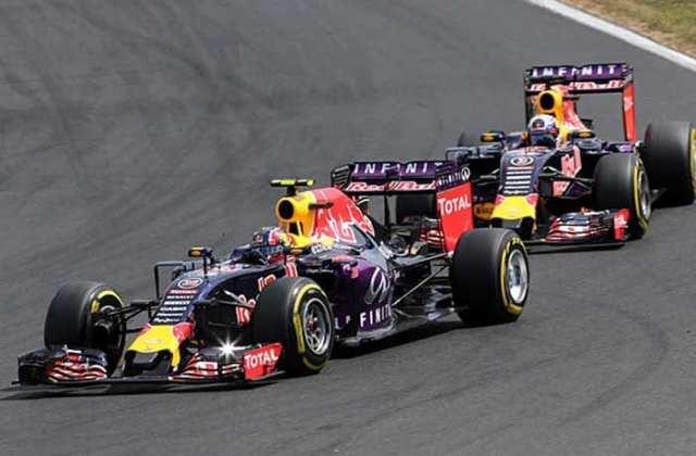Red Bull já confirmou com Riccardo e Kyvat para 2016. Agora, procura um motor para suceder o Renault. A Ferrari pode ser a fornecedora (Motorsport)