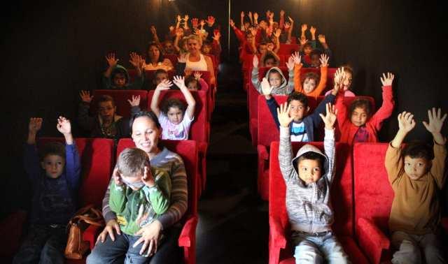 Caminhão do Cine Cultura Westrock (Gabriel Borghi)