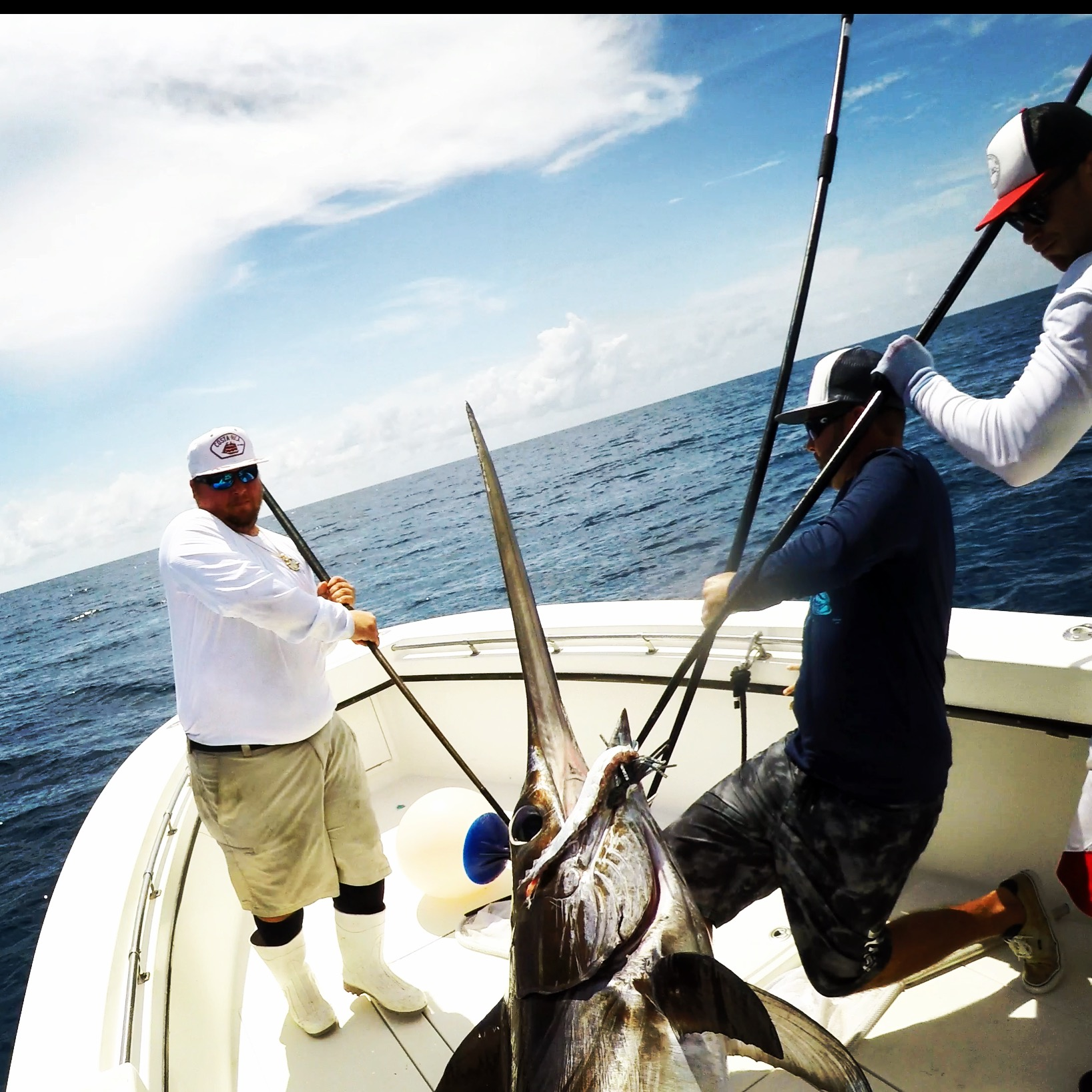 Fishing Swordfish Key West Florida
