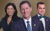Attorneys Guy S. Emerich, Dorothy L. Korszen, and Forrest J. Bass | Farr Law Firm | Punta Gorda