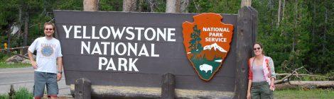 Yellowstone National Park - dicas práticas