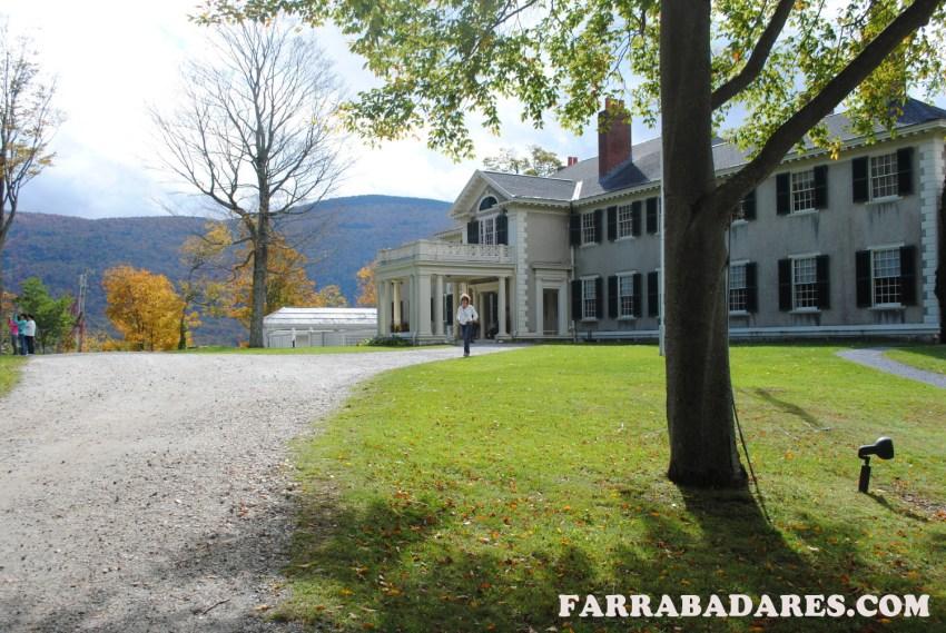 Hildene, a casa da família Lincoln em Vermont