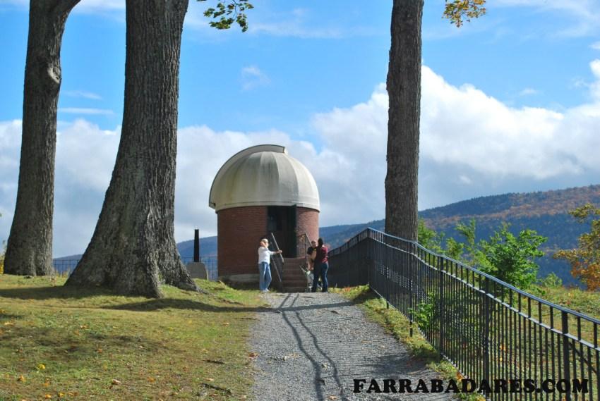 Hildene - observatório