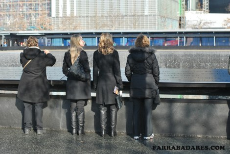 09/11 Memorial - Nova York