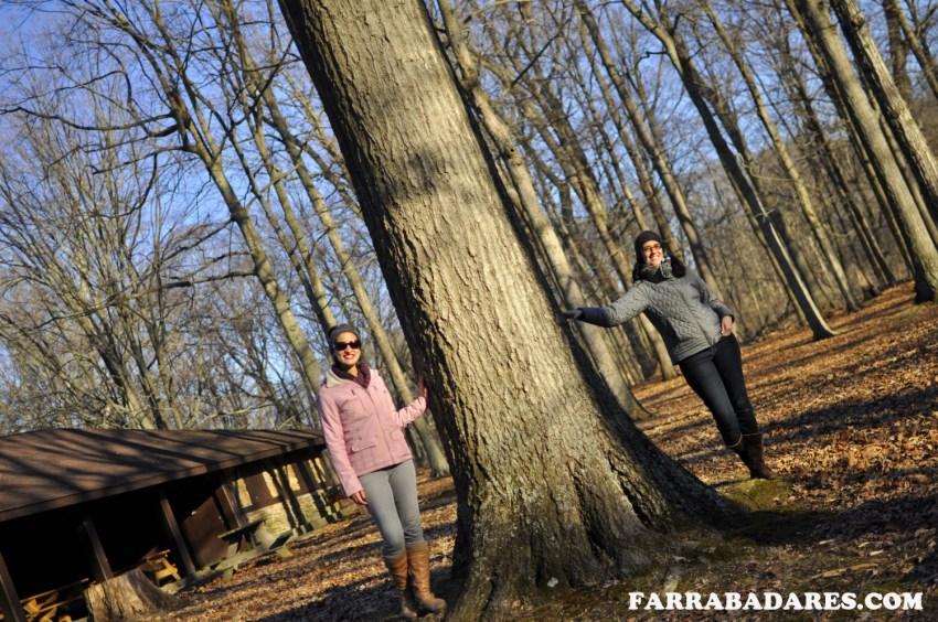 Caju e eu - Clifty Falls State Park