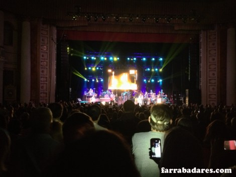 Show do Bryan Wilson no Tower Theater - Upper Darby