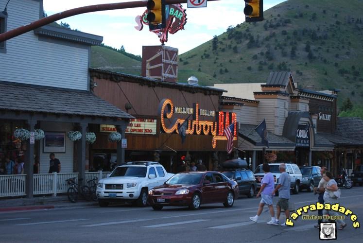 Jackson - estado de Wyoming