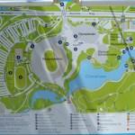 mapa do parque olimpico