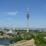 parque olímpico de munique