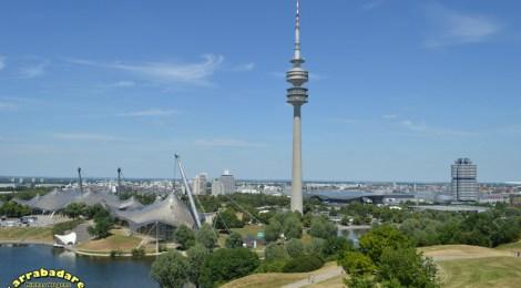 Tecnológica Munique - BMW e Olympiapark