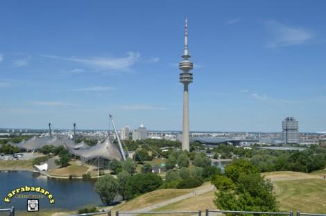 Olympiapark, BMW - Munique