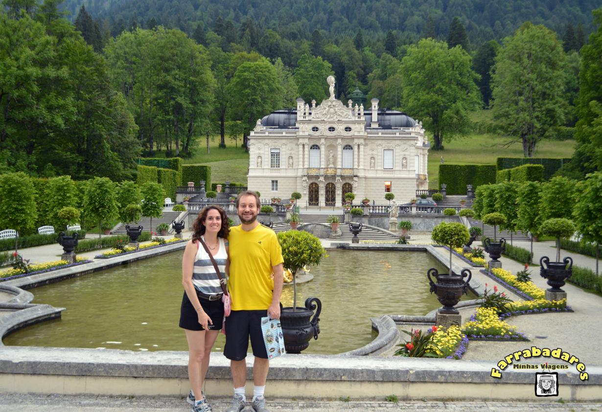 Palácio Linderhof - Alemanha, Baviera
