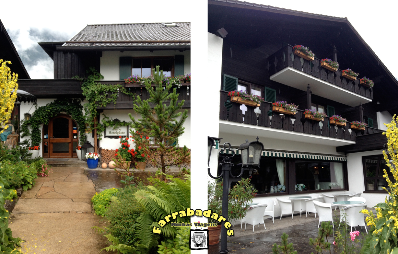 Hotel Föhrenhof Garni em Farchant