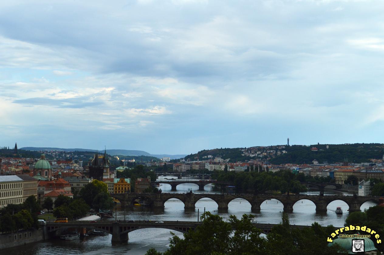 Belíssima Praga!!