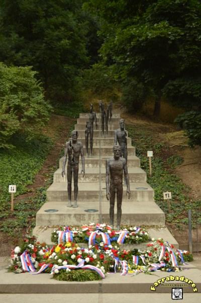 Monumento em homenagem