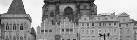 Praga e seu icônico Centro Antigo
