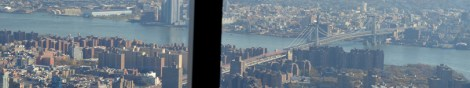 Nova York do topo, o One World Observatory