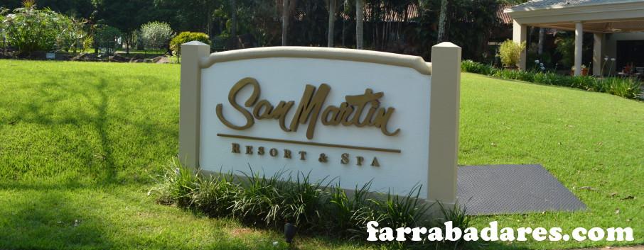 Foz do Iguaçu - San Martin Resort e Spa