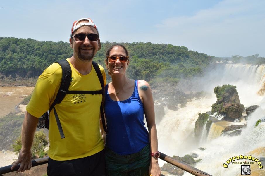 Parque Nacional Iguazú - circuito superior