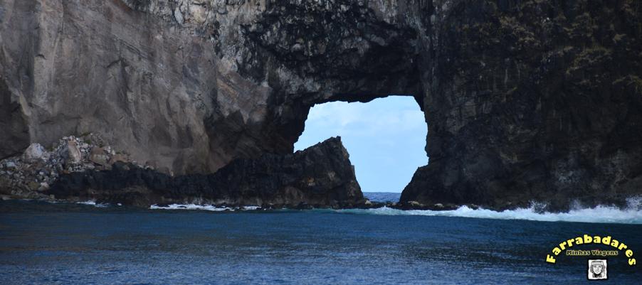 Ponta da Sapata - passeio de barco