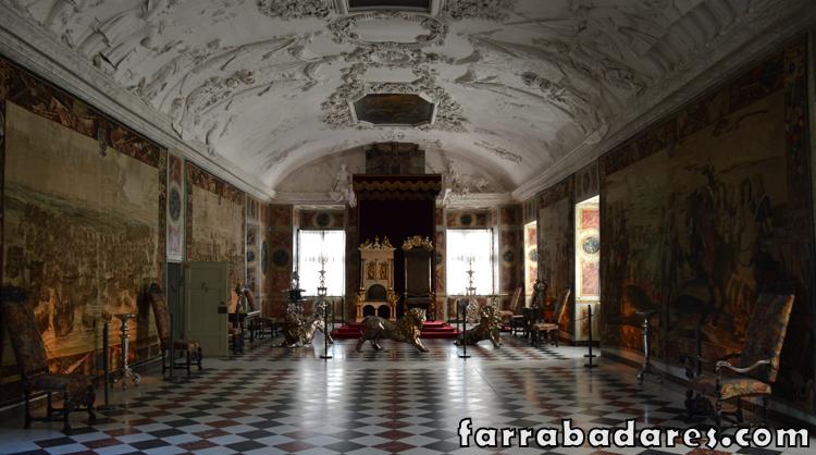 Rosenborg - Great Hall