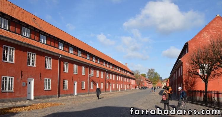 Copenhague - Kastellet