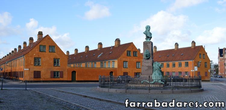 Copenhague - Nyboder