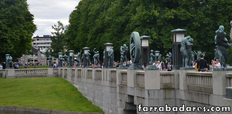 Oslo - Vigeland Park