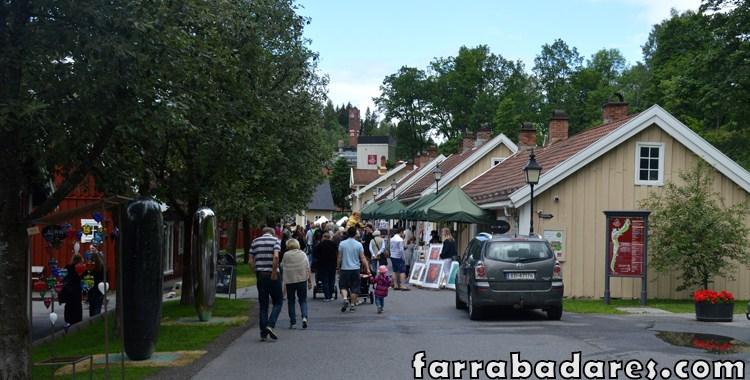 OSLO – Bærums Verk e a Fortaleza Akershus