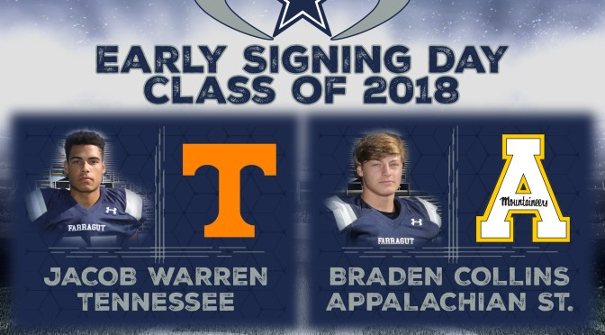 Early Signing Period Sees 2 Admirals Sign