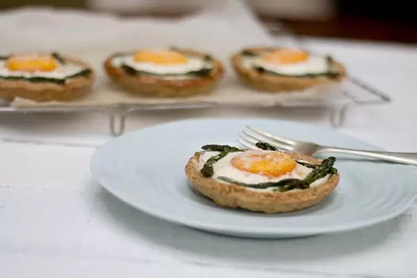pastry without butter tartlets