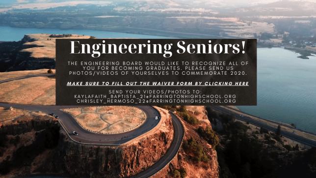 Engineering Seniors Graduation