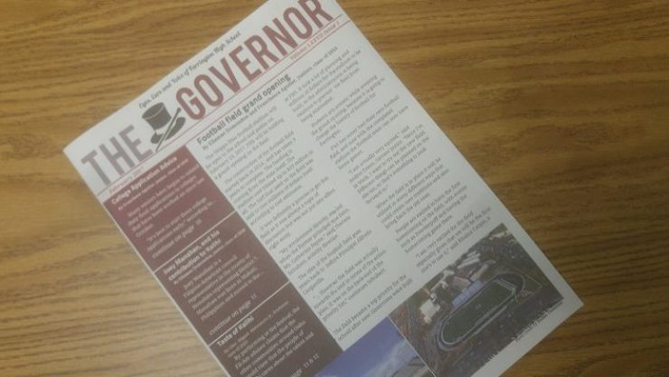 FHS Student Life - The Governor