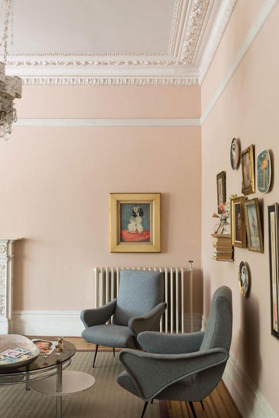 Antique Home Interior