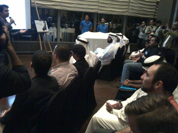 Haris Munif Samsung GALAXY Note 3 Gear Dubai UAE Review Launch