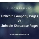 INFOGRAPHIC LinkedIn Company Page Vs Showcase Page Pros and Cons