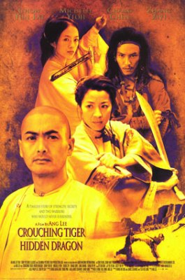 Crouching Tiger Hidden Dragon Movie