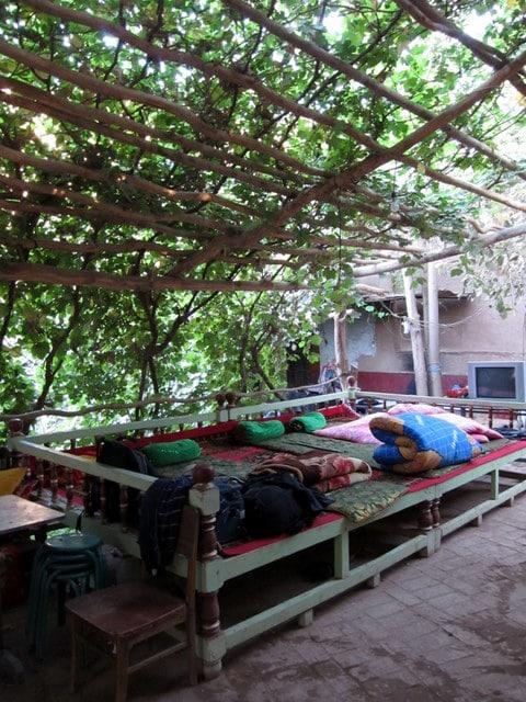 A Uyghur HomeStay in Xinjiang, China