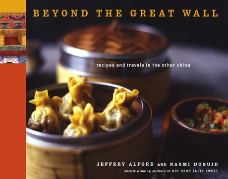 Chinese cookbook: Beyond the Great Wall