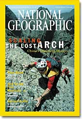 National Geographic Nov. 2000 Issue