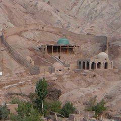 The Mazar in Tuyoq Valley near Turpan, Xinjiang