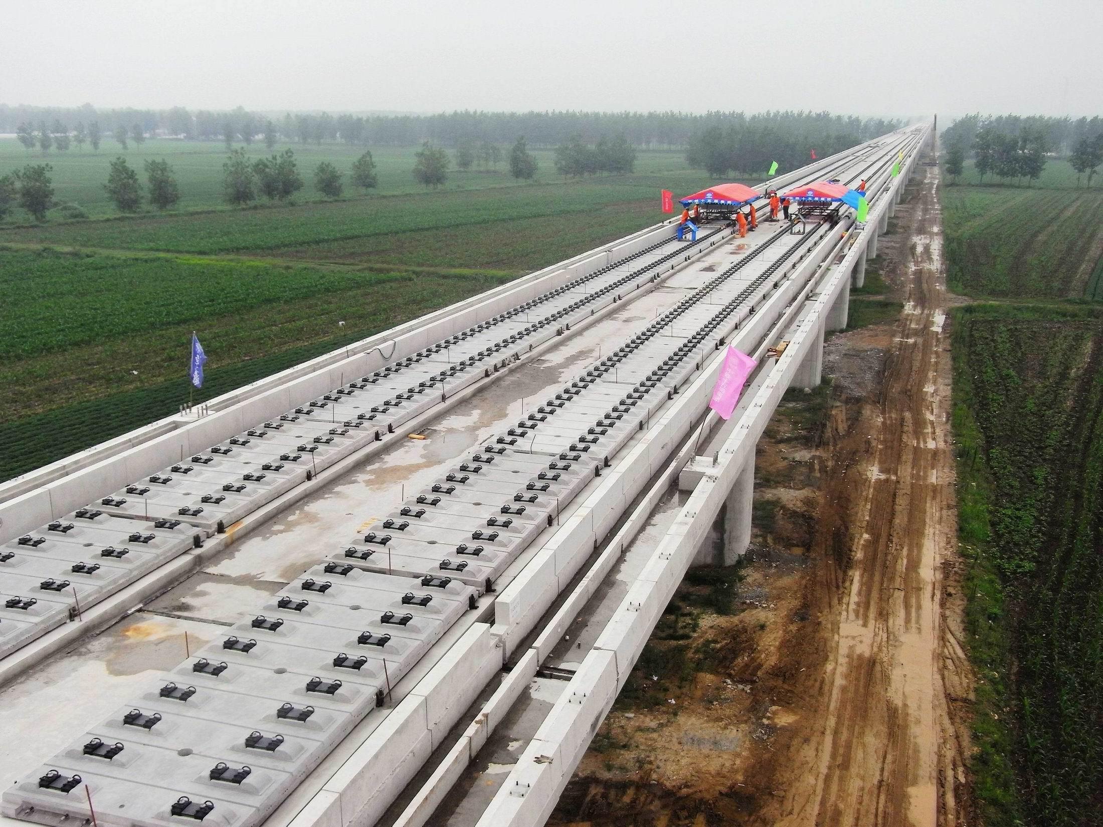 Sneak Peek at the New Urumqi High Speed Rail Station