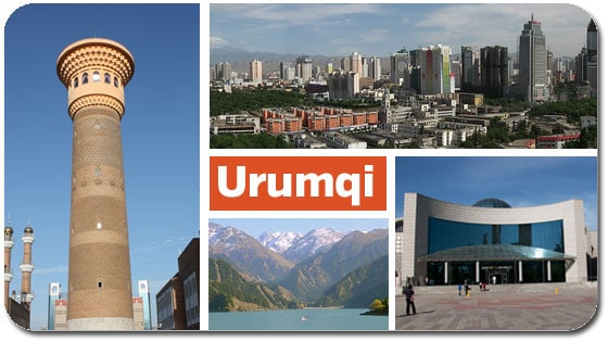 Urumqi City Guide