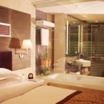 Standard Suite at the Yindu Hotel in Urumqi, Xinjiang