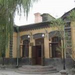 The former British Consulate on the grounds of the Chini Bagh Hotel in Kashgar, Xinjiang