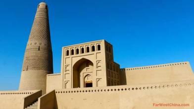 Turpan Xinjiang Emin Minaret HD Wallpaper