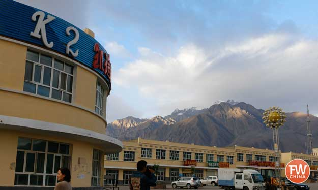 K2 Hostel in Tashkorgan, Xinjiang