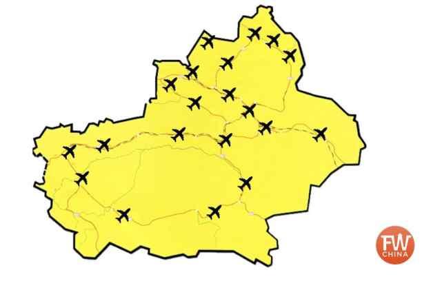 Xinjiang airports