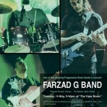 Farzad G band / May 2013 / Viper Room