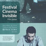 Festival Cinema Invisible/ Film Series / December 2014 at Proctors